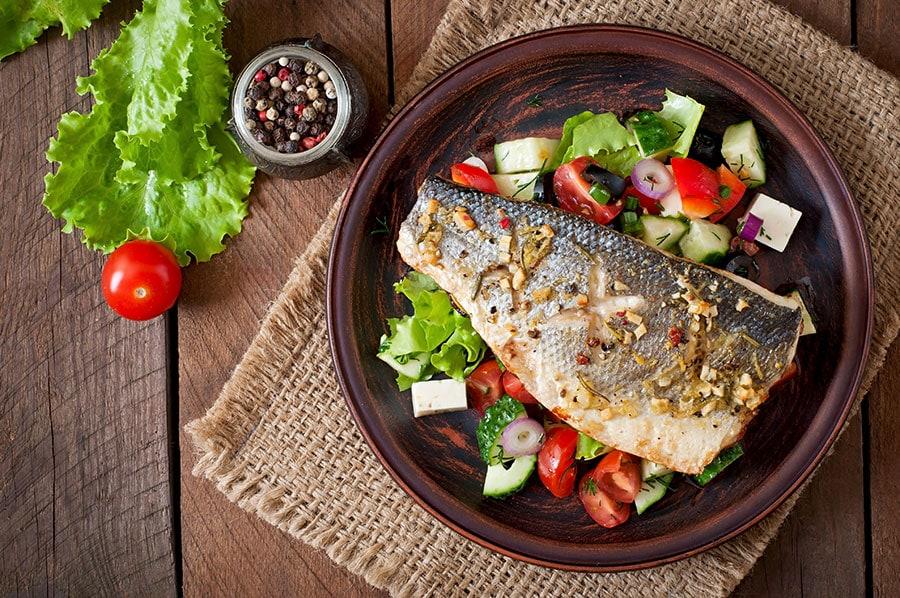 Fisch Tiefgefroren Haltbarkeit