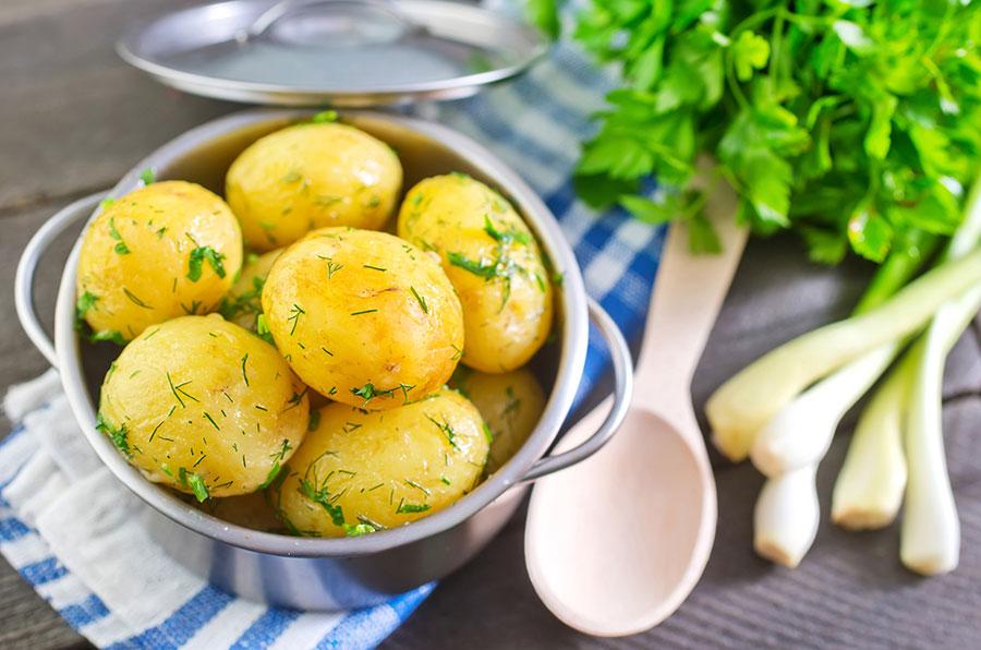 Fabulous Kartoffeln richtig lagern – EMSA JW99