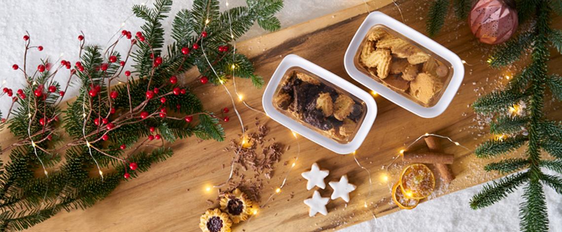 Kekse aufbewahren - So bleiben Plätzchen und Co. lange ein knuspriger Genuss