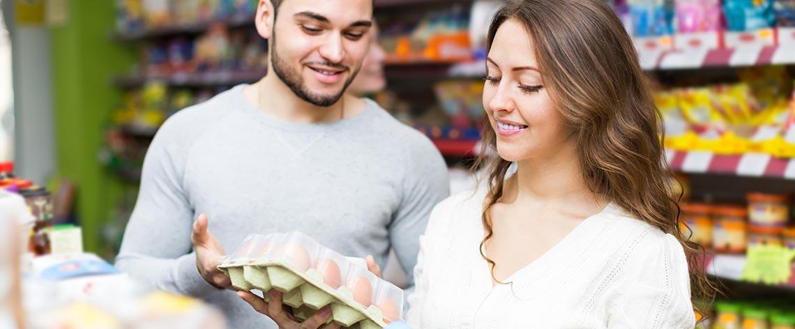 Bis wann ist ein Lebensmittel wirklich haltbar?