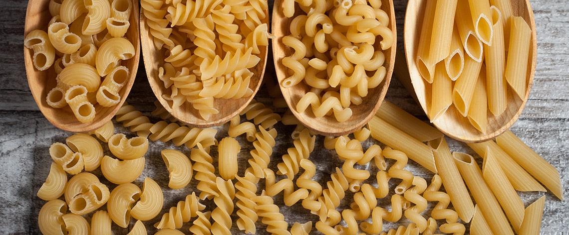Kleines Pasta-Lexikon