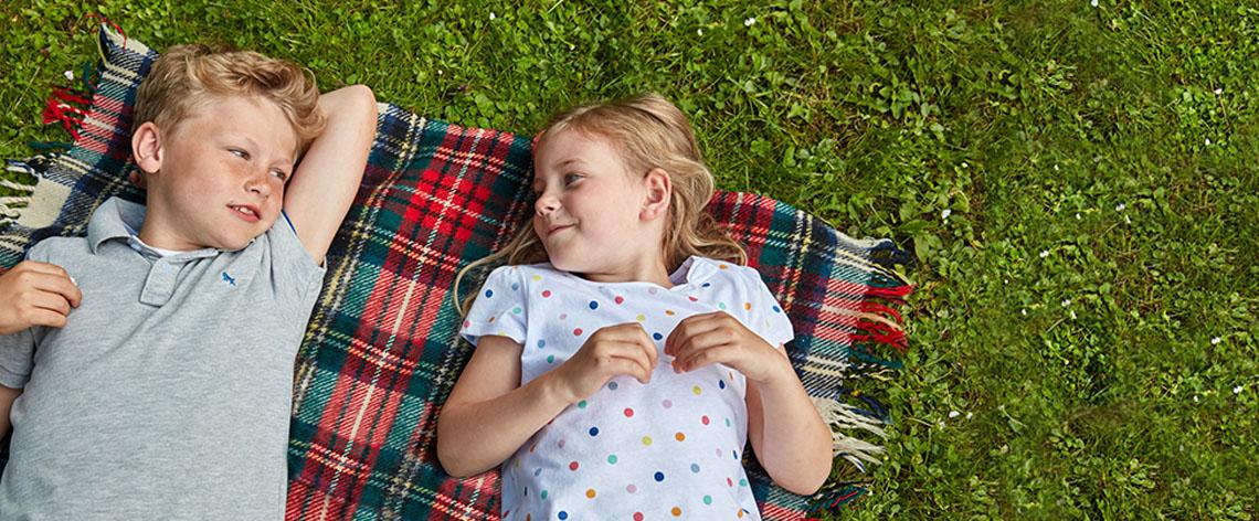 Picknick Ideen - Auch für Zuhause im Garten oder auf dem Balkon