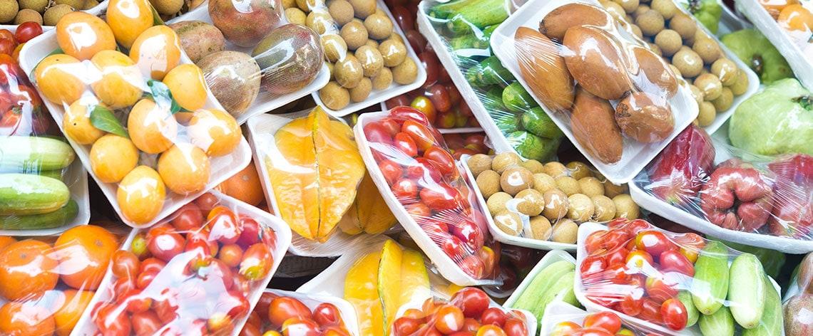 Plastikmüll vermeiden mit Bio-Verpackungen