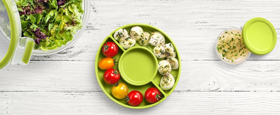 Sommerzeit ist Salatzeit!