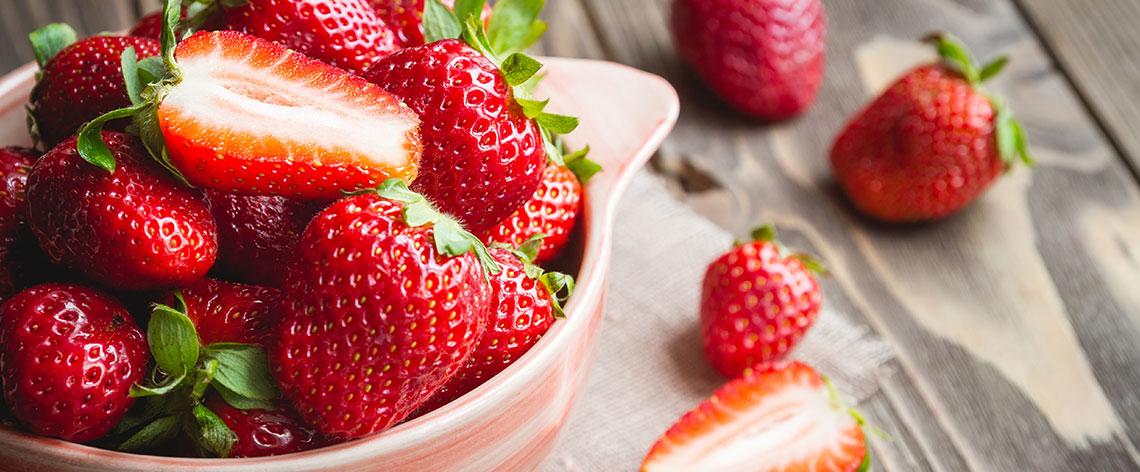 Sommerliche Erdbeer-Rezepte für jede Gelegenheit