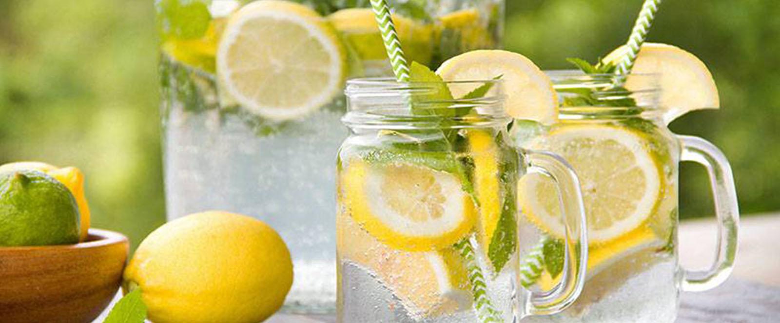 Discover the power of lemon - Die Vorteile von Zitronenwasser