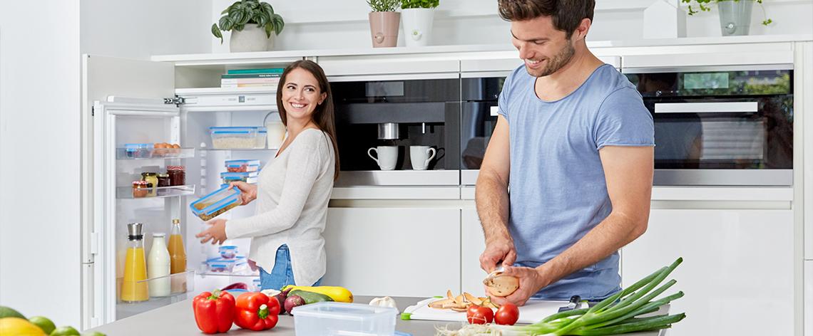 Mealprep - Vorkochen leicht gemacht